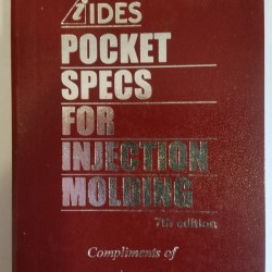 PolyOne IDES pocket Specs for Injection Molding 7th edition
