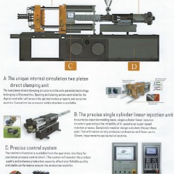 BlooMachine - Injection Molding Machines