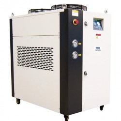 NEW 10 Ton Portable Air Cooled Water Chiller